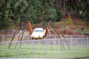 Spider Car - Wolf Creek, Oregon
