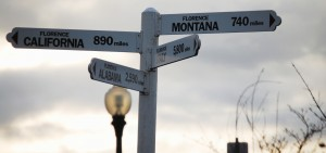 Know Your Directions (Florence, Oregon)