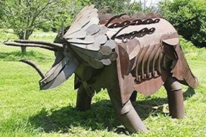 Centralia Triceratops