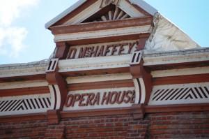McCaffey Opera House - Eldon, IA