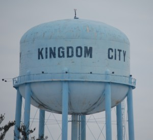 Kingdom City Water Tower