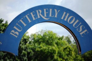 Butterfly House Gate - Faust Park, Chesterfield, MO