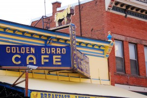 Golden Burro Cafe - Leadville, CO