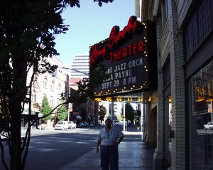 Bing Crosby Theatre - Spokane, Washington