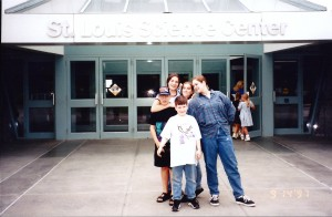 St. Louis Science Museum, Sept. 1997