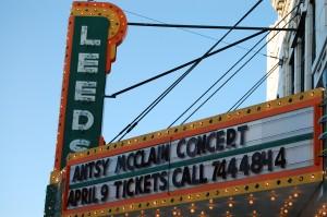 Leeds Theatre - Winchester, Kentucky