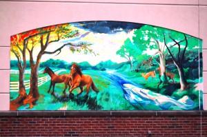 Lexington Horse Country by Esteban Camacho Steffensen