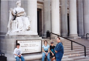 St. Louis Art Museum Sept. 1997