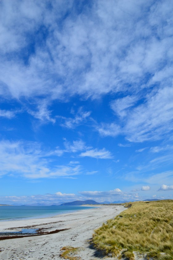 Berneray - West Beach