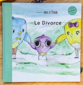 livre divorce séparation expliqué à mon enfant
