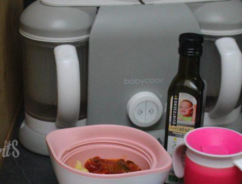 babycook faire à manger pour bébé n'a jamais été aussi simple, lunchbox monbento et tasse d'apprentissage 360 miracle munchkine
