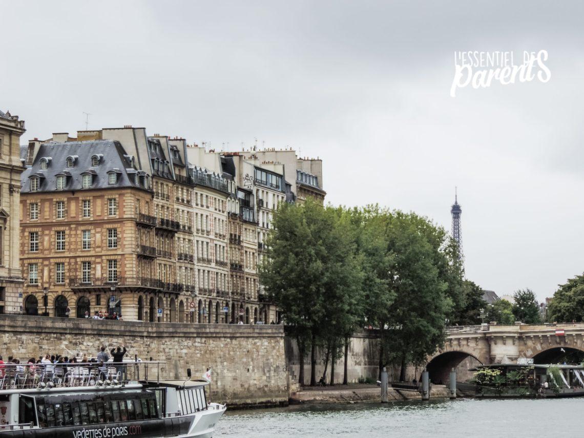 Paris en poussette, le parcours d'obstacle du parent
