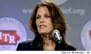 Congresswoman Michele Bachmann