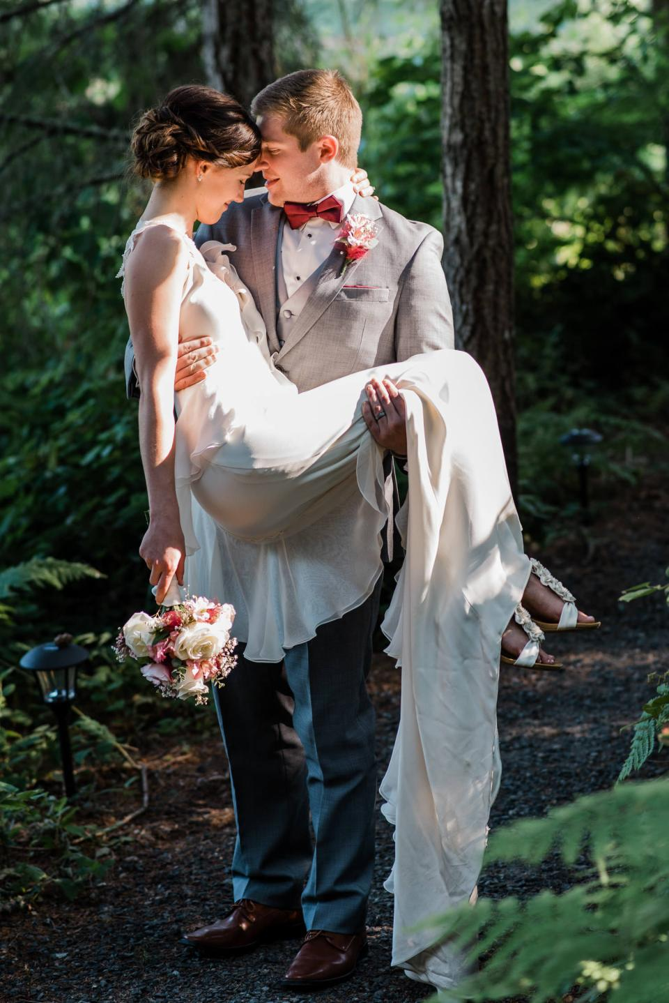 northwest trek wedding photos