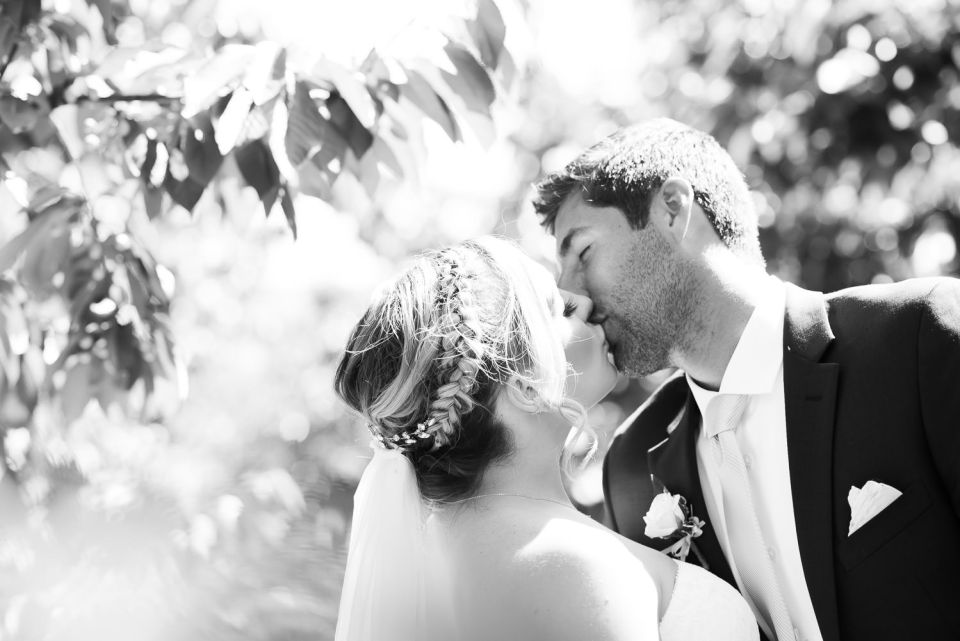 fontaine estates winery wedding photos