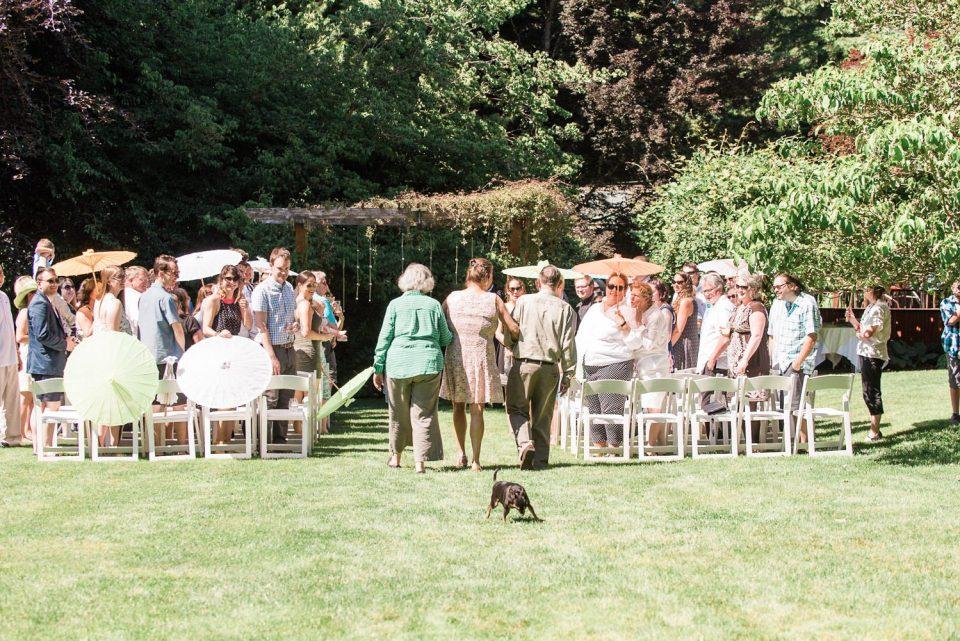 albees garden parties wedding photos