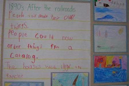Social Studies Lesson Plans Before Railroads After Railroads