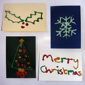 even_more_glittery_shape_cards