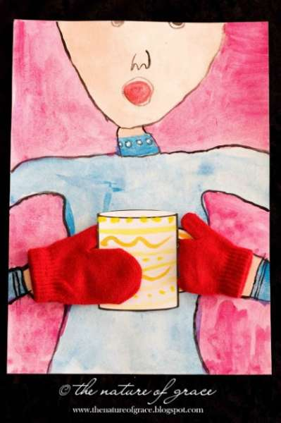 Hot Chocolate Themed Crafts And Lesson Plan Lesson Plans