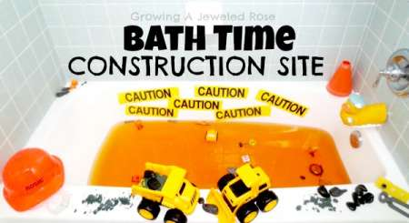 bathconstruction activities for kids 0