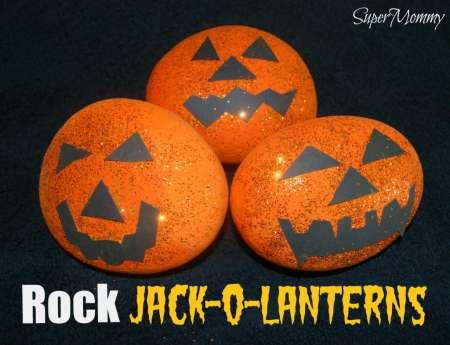 halloween-kids-crafts-rocks-jackolanterns