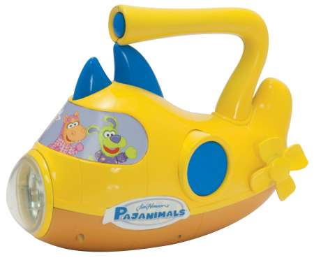 Pajanimals Submarine Flashlight