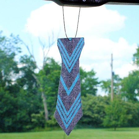Homemade Fathers Day Air Freshener