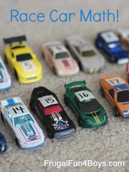 Race Car Math