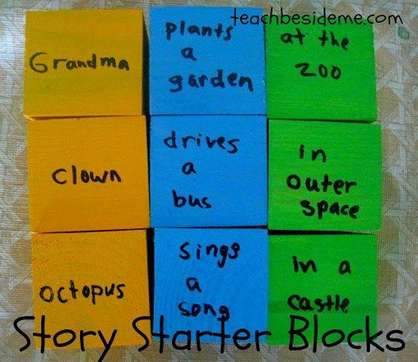 Story Starter Blocks