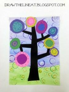 Kandinsky Trees
