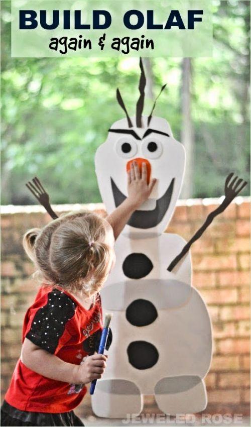 Build Olaf Again and Again
