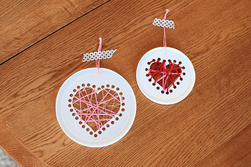 Heart Sewing for Kids
