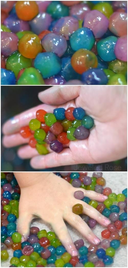 Edible Water Beads