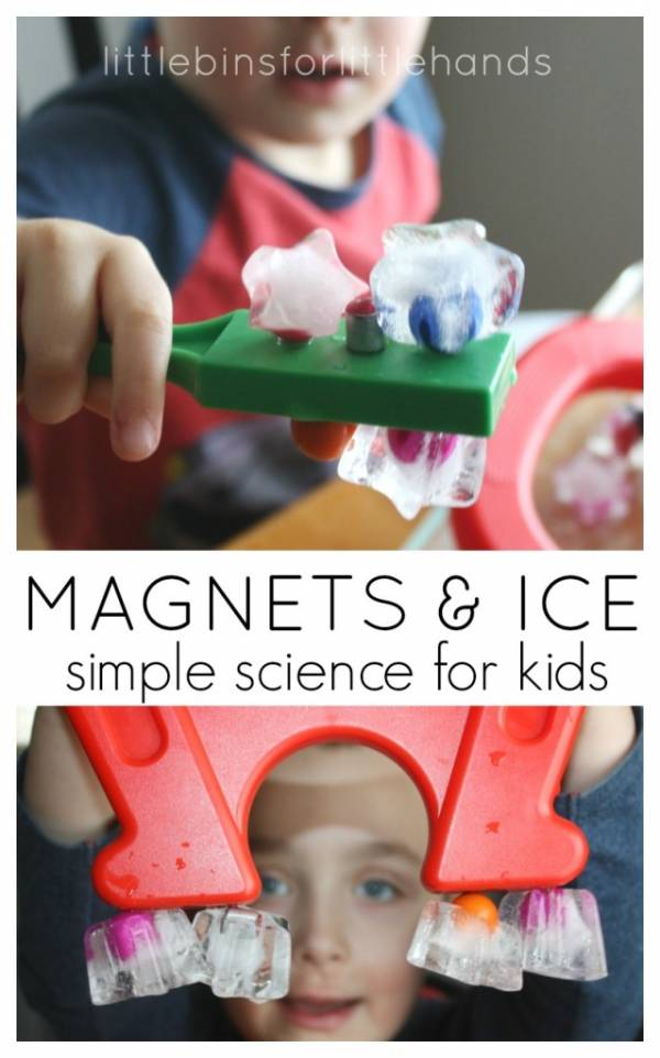 Magnetic Ice Science Activity