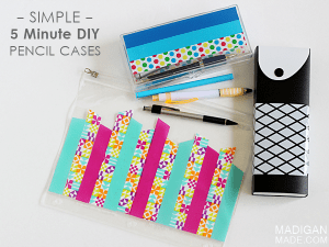 How to Personalize Your Pencil Case
