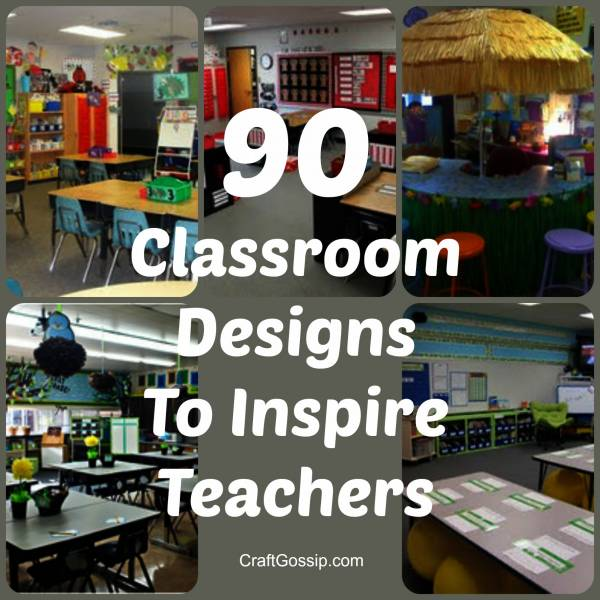 If My Classroom Looked Like This I Might Have Gone To