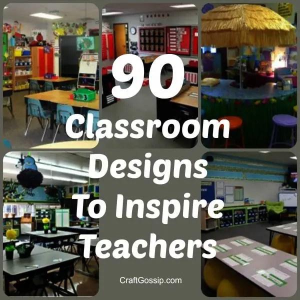 classroom design ideas layout teachers setup room fun easy