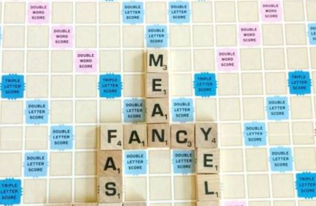 Learn About Parts of Speech with Scrabble