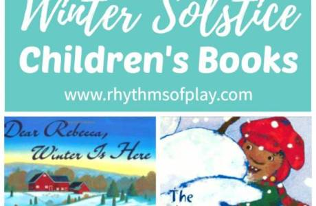Celebrating the Winter Solstice with Kids