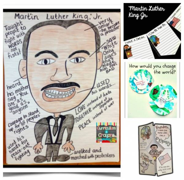 Resources For Learning About Martin Luther King Jr Lesson Plans
