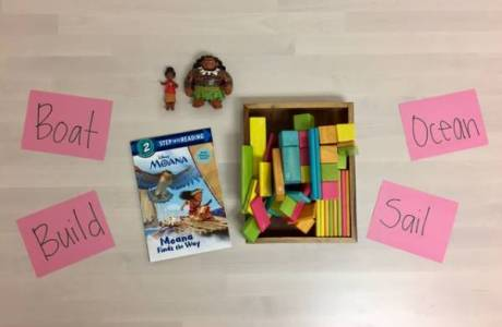 Moana-Inspired Learning Activities