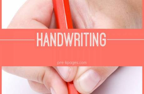 Thoughts on Teaching Writing and Related Skills in Preschool