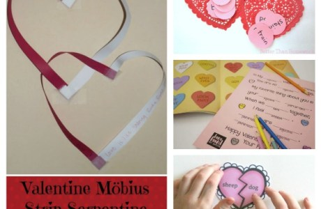 Language Arts Activities for Valentine's Day