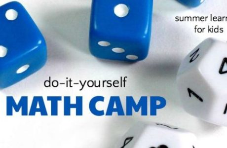 An At-Home Summer Math Camp to Do with Your Kids