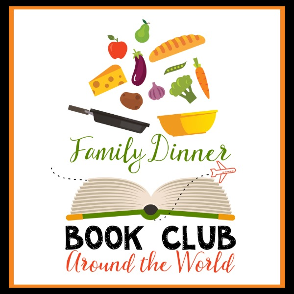 Around the world family book club