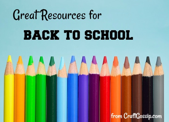back to school activities for kids