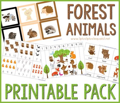 The Krafty Kindergarten Teacher: Habitats, Biomes and ...  |Preschool Animal Lessons