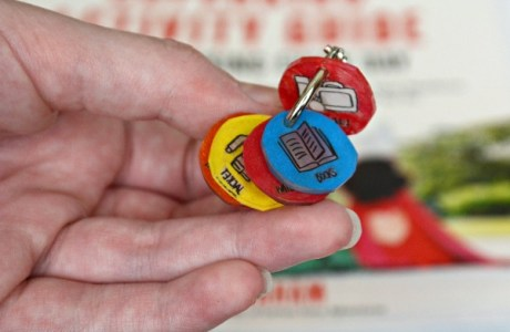 Make Back-to-School Charms to Help Kids Get Themselves Ready