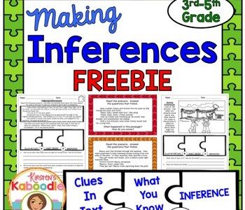 Help Kids Learn to Make Inferences with These Printables