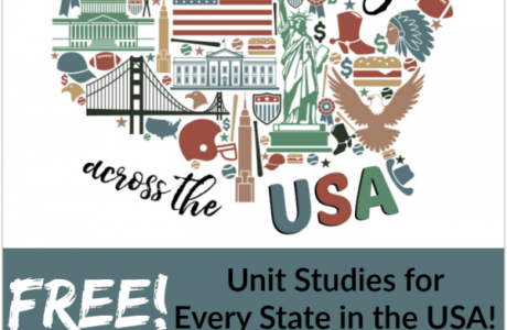 Learn about the States with These Unit Studies for (Almost) Every State